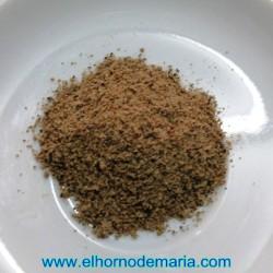 Mezcla de especias para barbacoa, al enebro.
