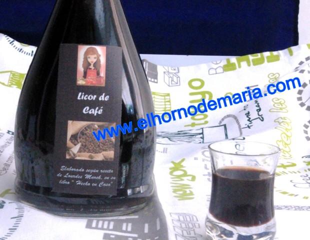 Licor de Café